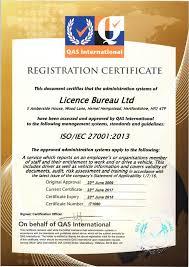 bureau standard licence bureau successfully renews it s iso 27001 2013 standard