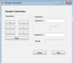 visual basic tutorial in hindi pdf visual basic calculator