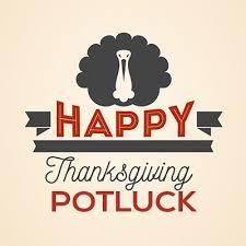 thanksgiving potluck calvary south