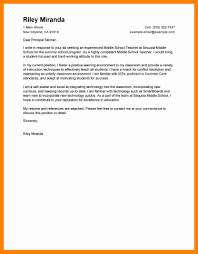 4 teaching cover letters samples doctors signature