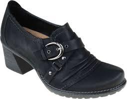 womens black dress boots sale earth waft s dress shoes