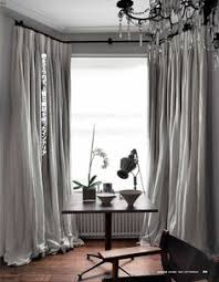 love the luxurious curtains peaceful colors and cozy bed rose
