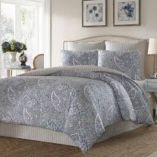 Eastern Accents Bedding Outlet Amazon Com Stone Cottage Cotton Sateen Comforter Set King