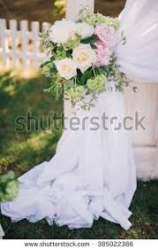 Wedding Arch Greenery Wedding Arch White Flowers Stock Photo 149596538 Shutterstock