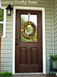 gel stain fiberglass door michelle flynn landry general finishes