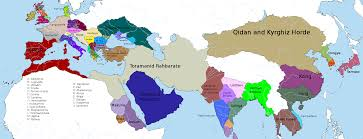 Westward Expansion Blank Map by Remnants Of Rome Complete Alternate History Discussion
