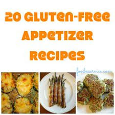 15 gluten free appetizers at mine for the making great for