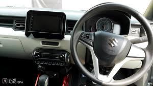 Suzuki Ignis Interior Maruti Suzuki Ignis Design Review Uptown Funk Motoroids