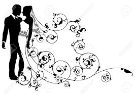 hochzeitsgeschenk braut an brã utigam eine braut und bräutigam tanzen oder zu den am tag ihrer hochzeit