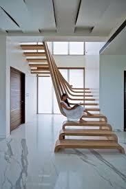 treppen aus holz moderne elegante treppen aus holz interior