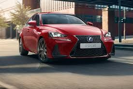 lexus umbrella sale spot the difference facelifted lexus is saloon revealed at paris