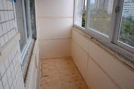 balkon isolieren hoe en welke materialen te isoleren een balkon of loggia in