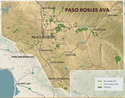 paso robles winery map grow with paso robles wine country wine conference