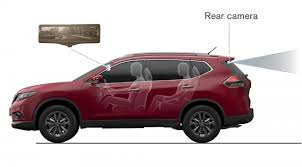 No Blind Spot Rear View Mirror Reviews Nissan Eliminates Blind Spots With Rear View Mirror That Doubles