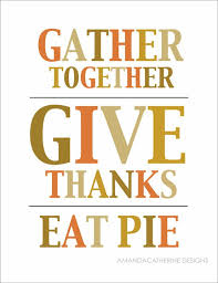 happy thanksgiving lovely quotes