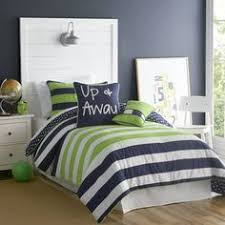 Navy Stripe Comforter Set Circo Chevron Quilt Set Navy Blue Gray Adding Orange Sheets To