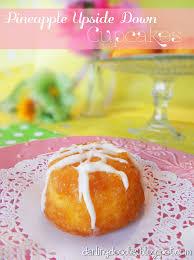 pineapple upside down cupcakes darling doodles