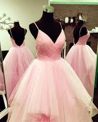 light pink quinceanera dresses pleated tulle v neck ruffles gowns quinceanera dresses