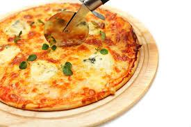 cuisine italienne pizza pizza avec du fromage cuisine italienne image stock image du