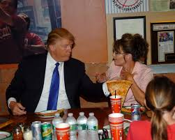Trumps Hpuse In New York Donald Trump Would Give Sarah Palin A Cabinet Spot