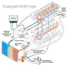 what is the coolant temperature of an e39 i6 or v8 under normal