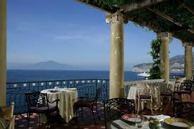 La Pergola Sorrento by Bellevue Syrene Wedding Reception In Sorrento U003e Weddings In Italy