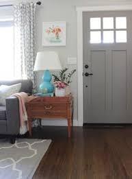 My Living Room Bookshelf Between Couch And Door For End Table Landing Strip