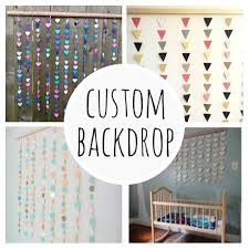 custom photo backdrops best 25 custom backdrops ideas on mermaid birthday