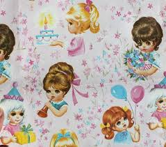 343 best vintage gift wrap images on vintage wrapping