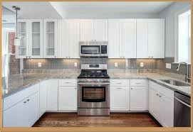 White Kitchen Cabinets With Black Granite White Kitchen Cabinets With Gray Granite Countertops Www