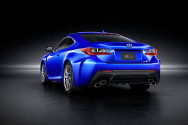 lexus rc f series world debuts of the lexus rc f sport and rc gt3 concept at the