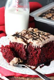 nutella red velvet poke cake life love and sugar
