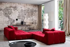 Bb Italia Sofa by Modular Sofa Contemporary Leather Fabric Tufty Too B U0026b