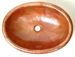 shop our selection of drop in bathroom sinks u2013 mexican copper