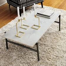 Marble Coffee Table Marble Coffee Tables For Every Budget Apartment Therapy