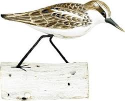 bird figurine stint archipelago bird figurines