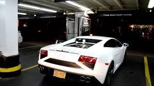 Lamborghini Gallardo White - 2013 white lamborghini gallardo lp560 4 times square parking