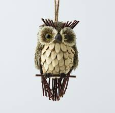 owl ornaments pretentious design owl ornaments home designing