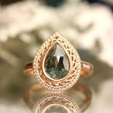 engagement rings that are not diamonds best 25 non engagement rings ideas on