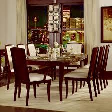 homelegance orleans 9 piece double pedestal dining room set in