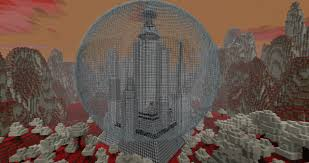Minecraft New York City Map by Gallifrey Citadel Of The Time Lords Minecraft Project
