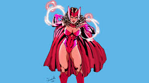 scarlet witch original costume scarlet witch wallpapers pictures images