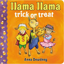 llama llama trick or treat anna dewdney 9780451469786 amazon