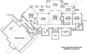 Rocky Mountain Log Homes Floor Plans Rocky Mountain Style Home Plans