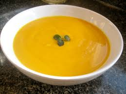 seasonal dish thanksgiving butternut squash apple soup rocky