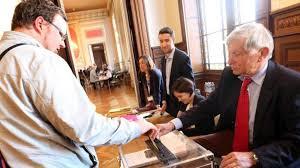 tenue bureau de vote tenue des bureaux de vote une situation inédite