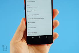 android 6 0 marshmallow for nexus 6 nexus 9 nexus 7 and nexus 5
