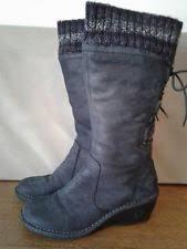 s ugg australia emilie boots ugg australia s knee high lace up medium b m boots ebay