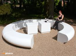 outdoor sitting interesting circular outdoor seating create outdoor seating area