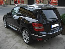 Modified A Class Mercedes File Mercedes Benz Glk 350 4matic X204 From 2008 Backleft 2008 07